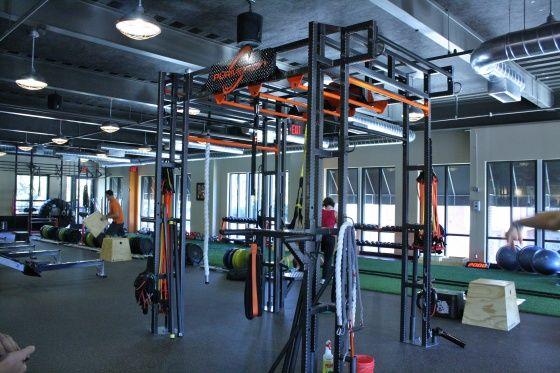 Adult jungle gym metro fitness club foodie fresh all