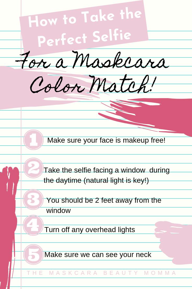 Free Maskcara Color Match | The Maskcara Beauty Momma