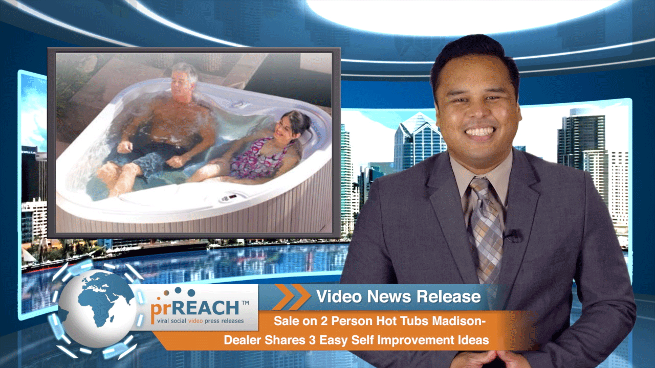 Sale on 2 Person Hot Tubs Madison- Dealer Shares 3 Easy Self Improvement Ideas  http://www.prreach.com/?p=20308