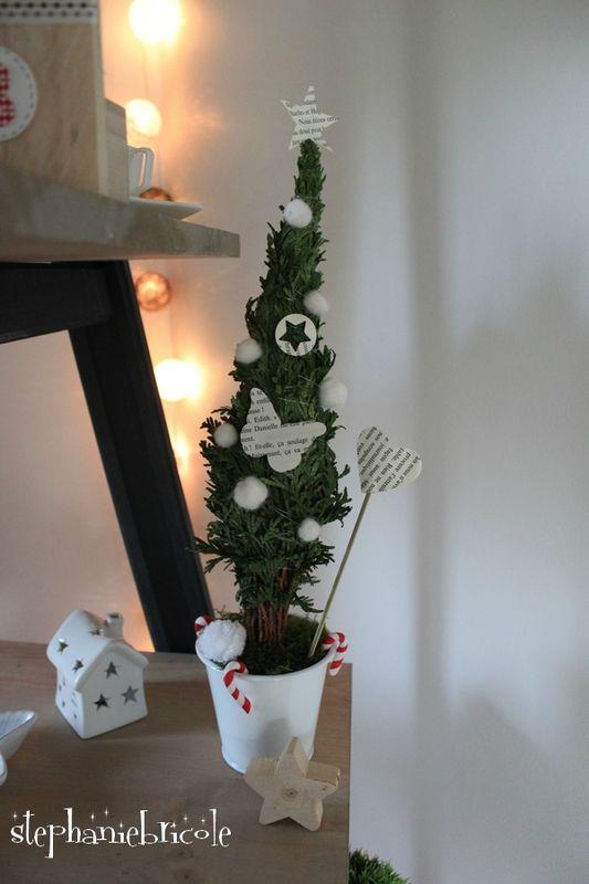 un petit sapin naturel fait maison en quelques minutes 2 diy my diy pinterest noel diy. Black Bedroom Furniture Sets. Home Design Ideas