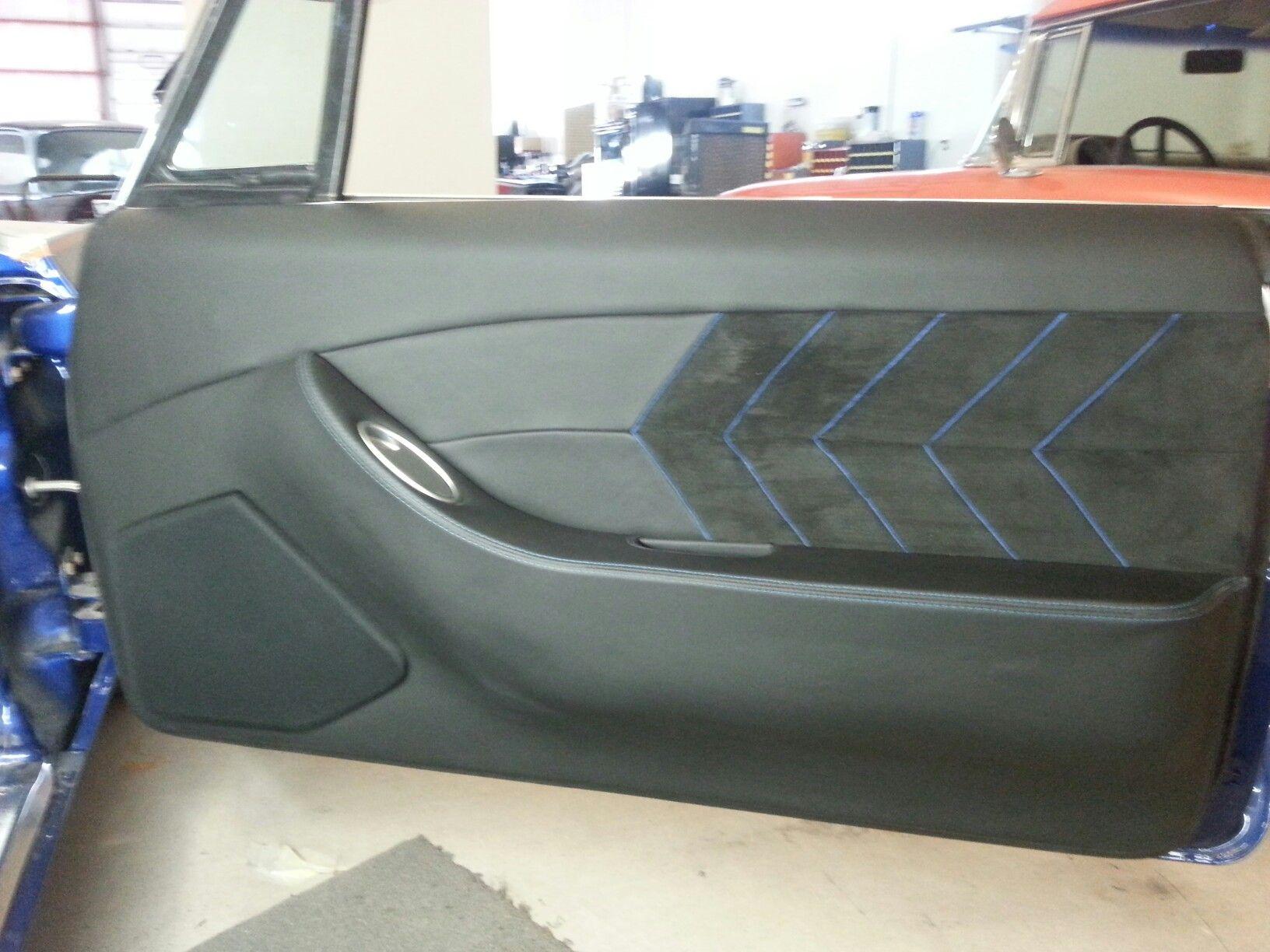 1967 Impala Custom Door Panel Custom Door Panel Doors Impala