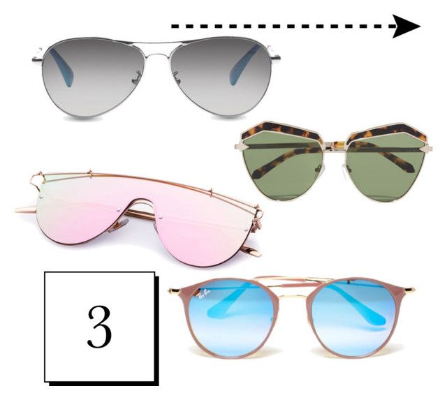 """""""тонкие губы"""" by on-style on Polyvore featuring мода, TOMS, Ray-Ban и Karen Walker"""
