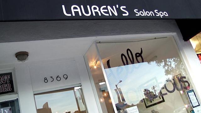 Client: Groupon Case Study Work: Lauren's Salon & Spa LA