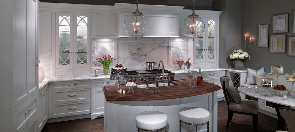 A Romantic Contemporary Kitchen Getaway By Plain U0026 Fancy Cabinetry