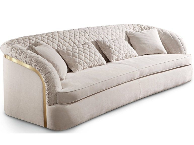 The Catalogue And Request Prices Of Portofino Sofa By Cantori 3 Seater Fabric