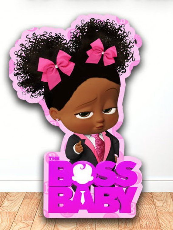Boss Baby Girl Birthday Party Or Baby Shower Prop