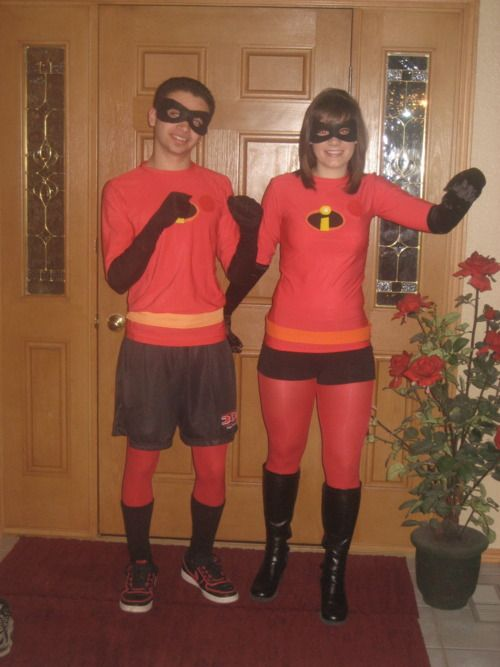 Be Incredible for Halloween ( A cheap and easy Halloween costume - easy halloween costume ideas for women