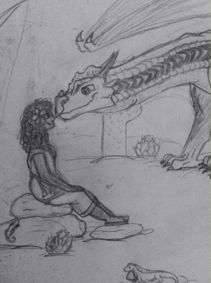 хотела он дракон рисунки такую полезность этого