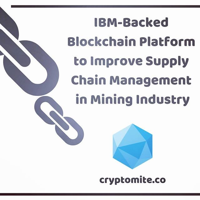 which cryptocurrency is ibm backing
