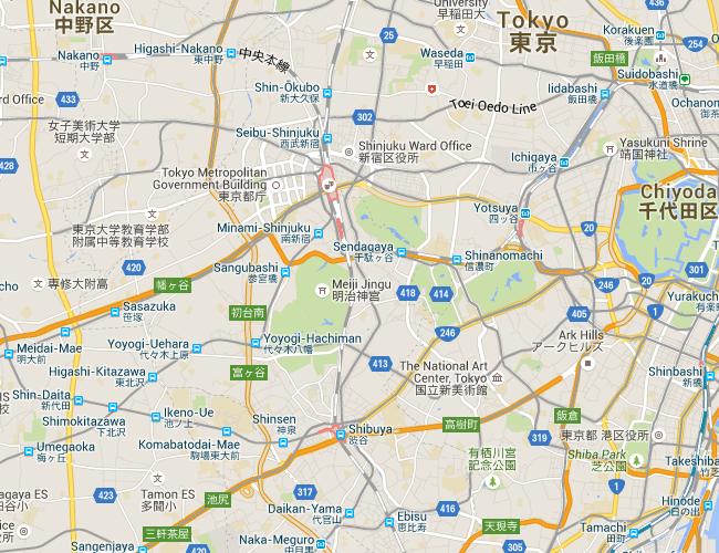 Tokyo Itineraries Western Tokyo Full Day Japan