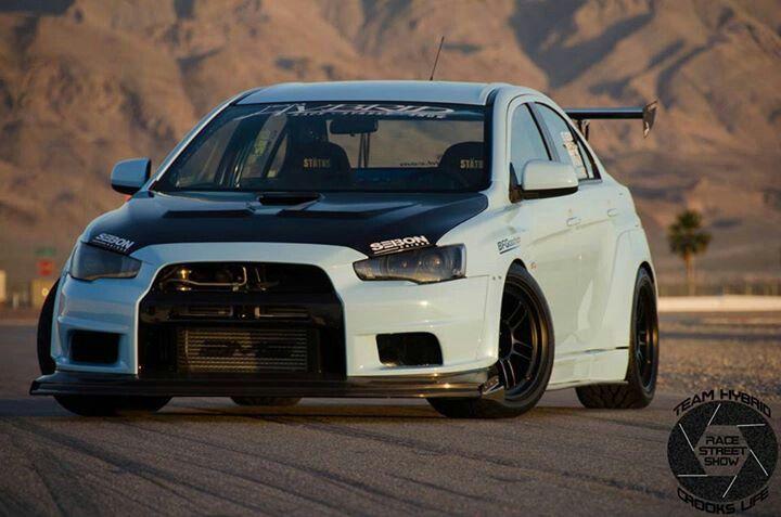 Because... Race Car.