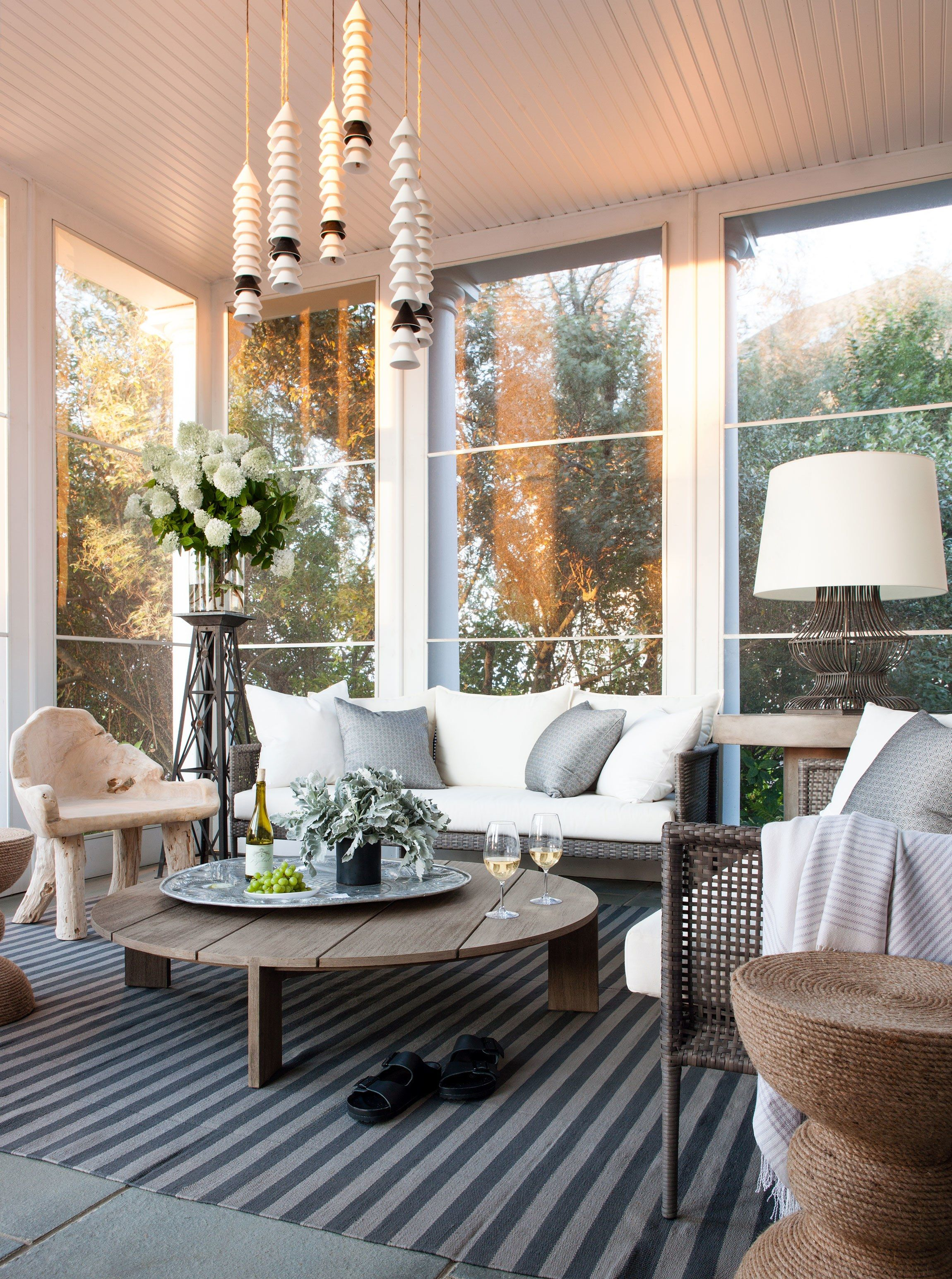 This Long Island Getaway is a Lesson in Decorating with Neutrals