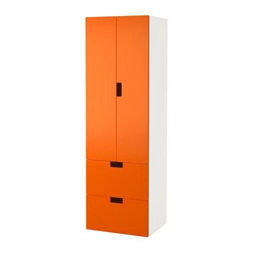 New orange Filing Cabinet Ikea