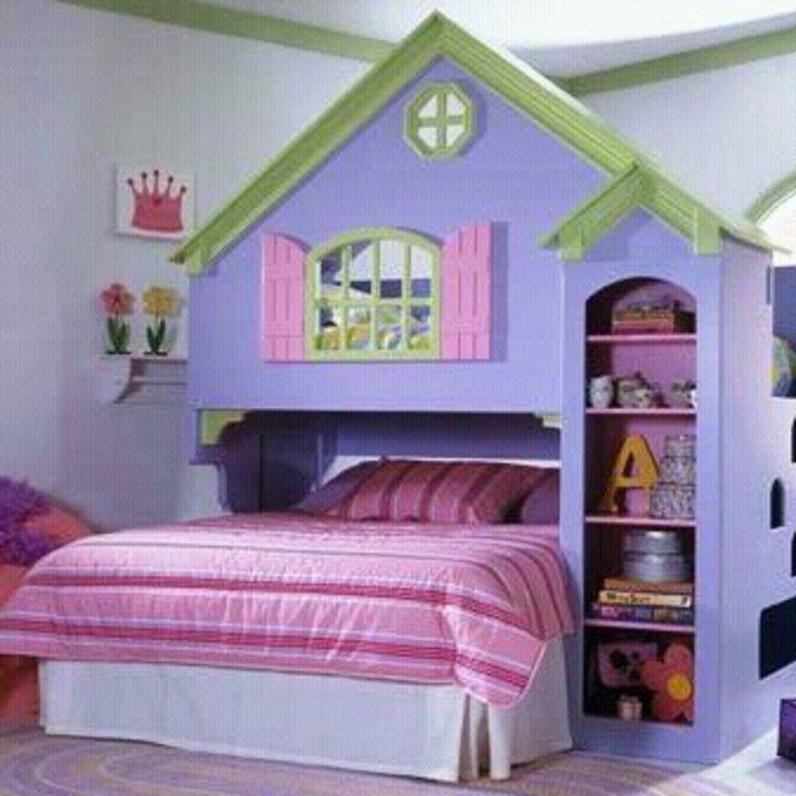 Tradewins Dollhouse Bunkbed Ideas Abby Likes Girls