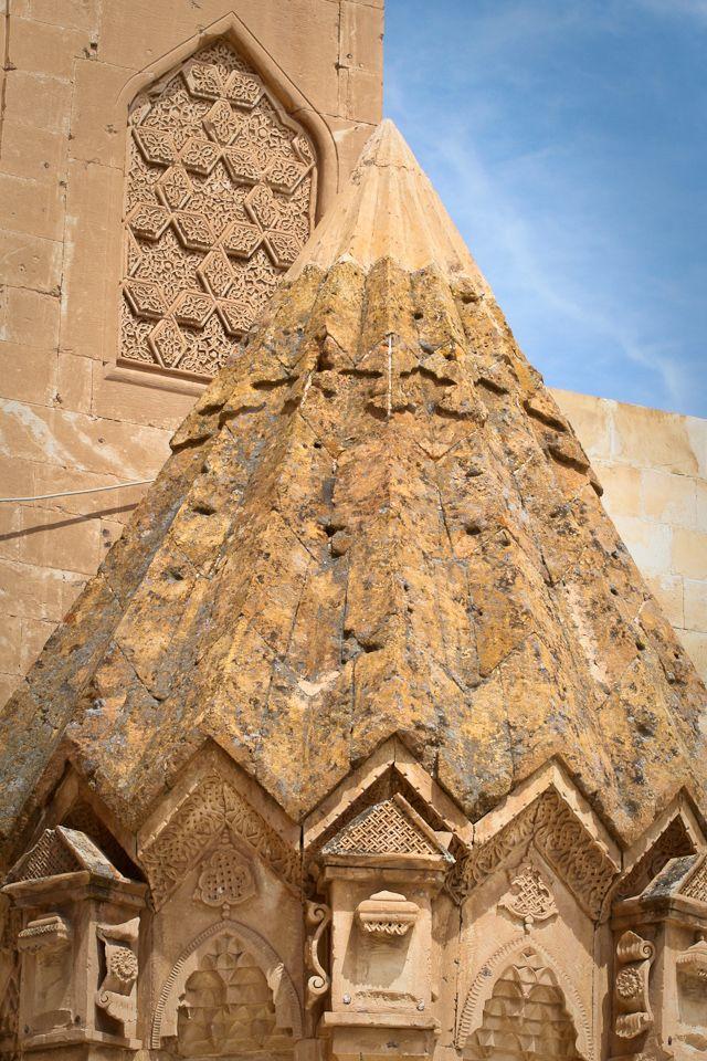 Architectural Detail from Ishak Pasa Palace, #Doyabeyazit ...