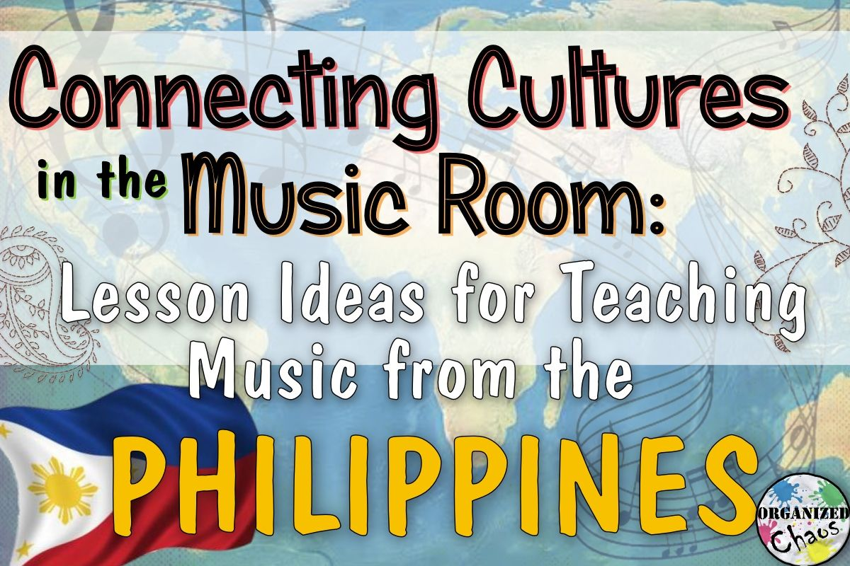 Music Of The Philippines In Elementary Music