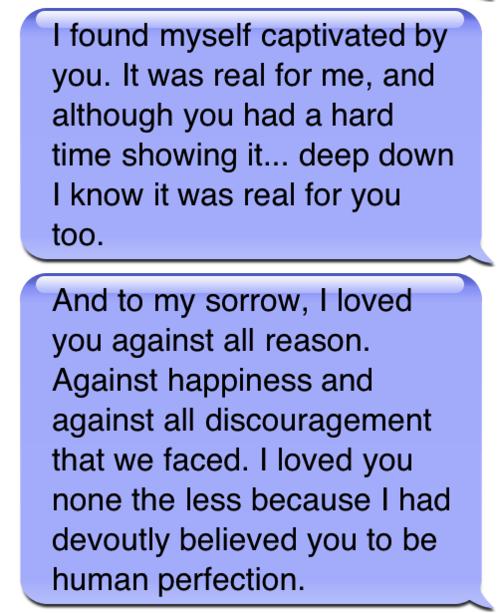 Sad love quotes messages