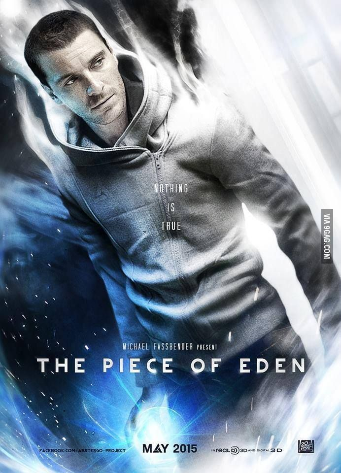 The Piece of Eden - Assassin's Creed - Michael Fassbender