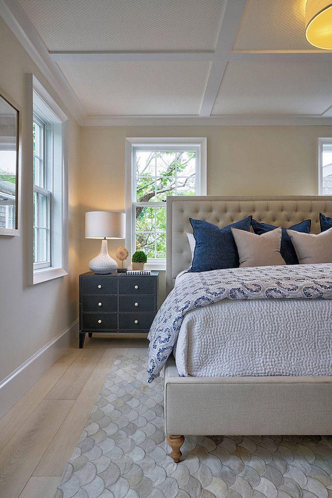 Unique Light Gray Paint Bedroom