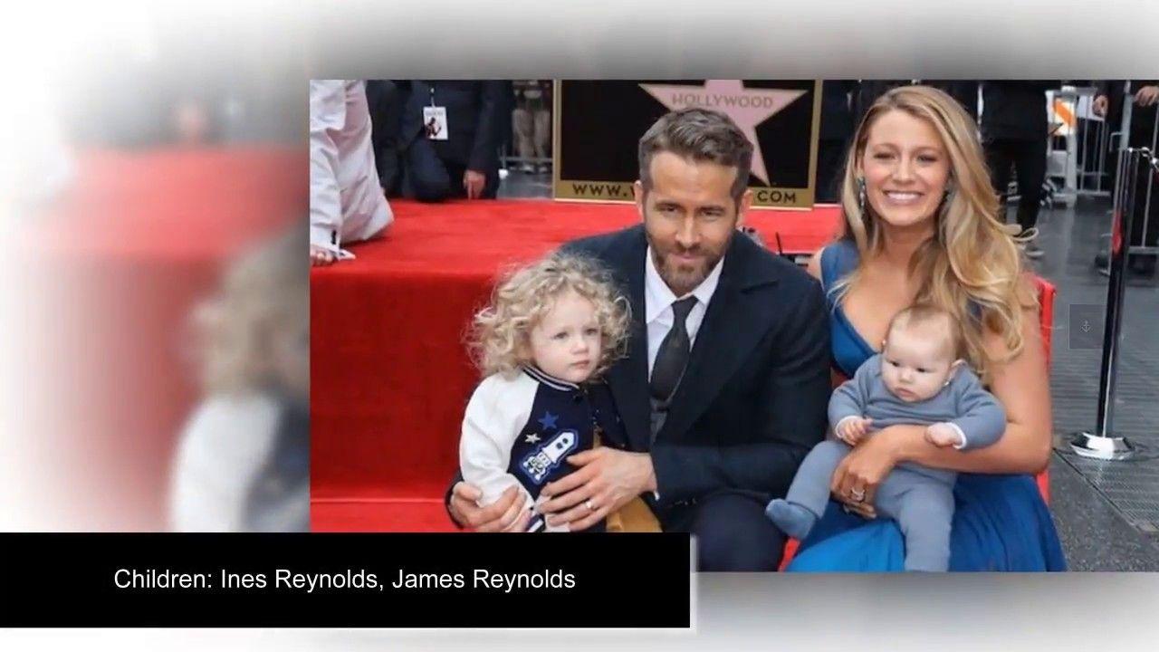 Ryan Rodney Reynolds - Biography - Ryan 2017 Net Worth ...