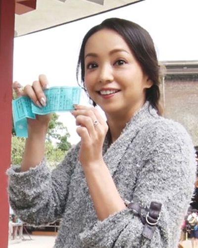 29.ボアカーディガンの安室奈美恵