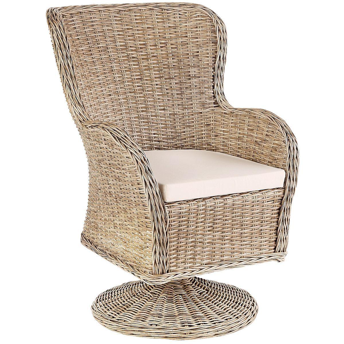 Capella Island Sand Swivel Dining Chair Pier 1 Imports Swivel