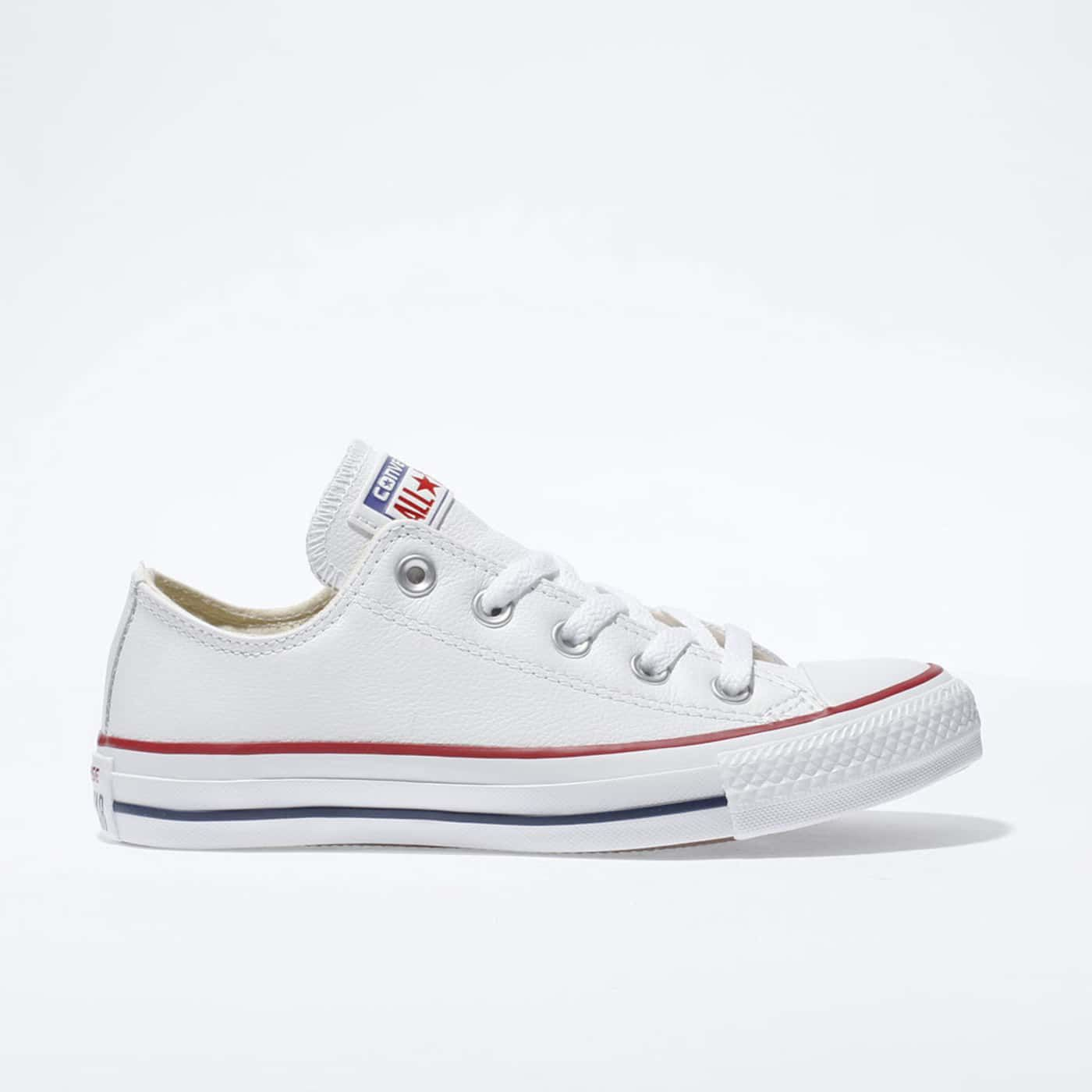 white converse all star oxford leather trainers sneaker trends in
