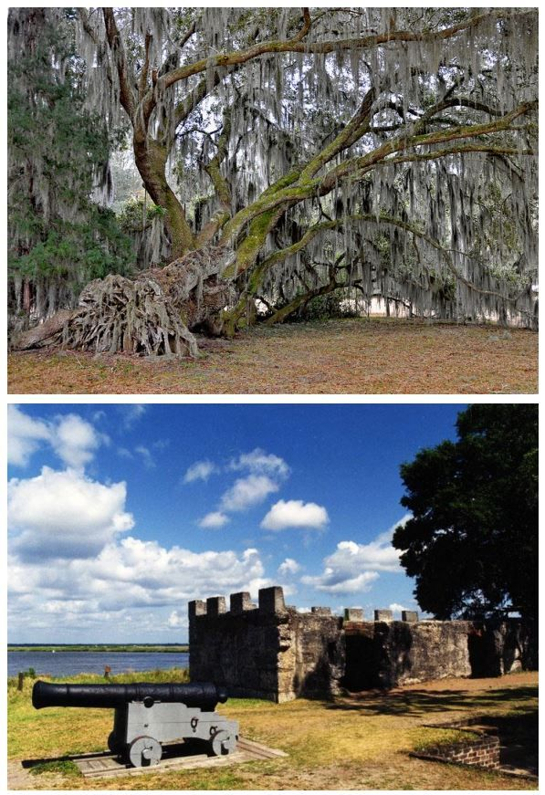 3 Places Where History Comes Alive On The Georgia Coast