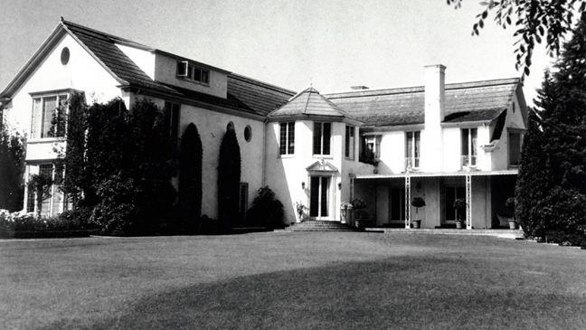 Pickfair Estate of Douglas Fairbanks and Mary Pickford | MARY ...