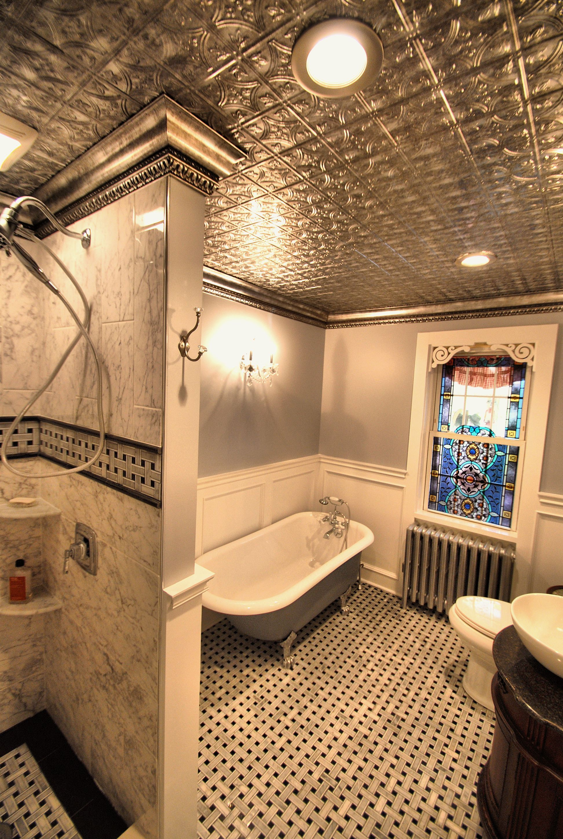 Amityville Bath Remodel classical traditional