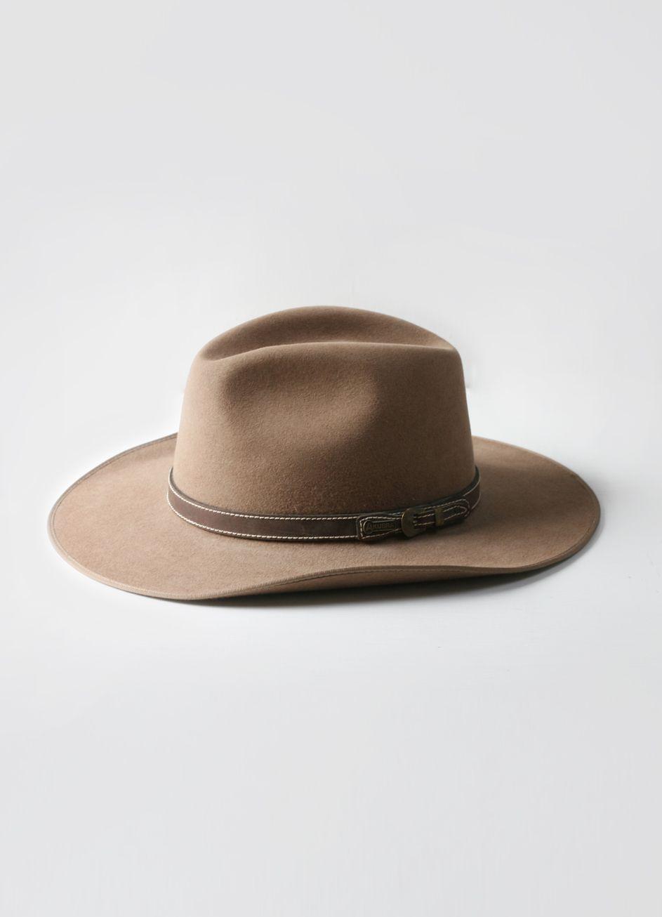 56d8aafd1621c Vintage Akubra Felt Hat — Everything Golden