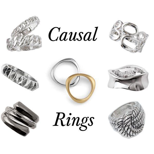 Casual Rings