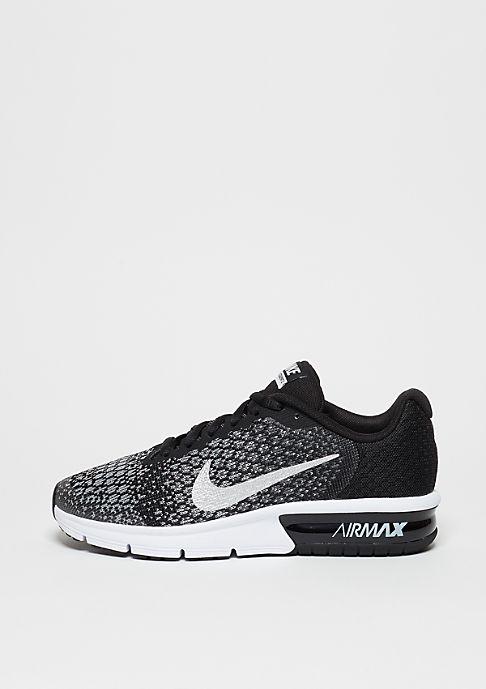 Nike Air Max 1 Schuh Essentiel Blanc / Blanc / Noir / Noir