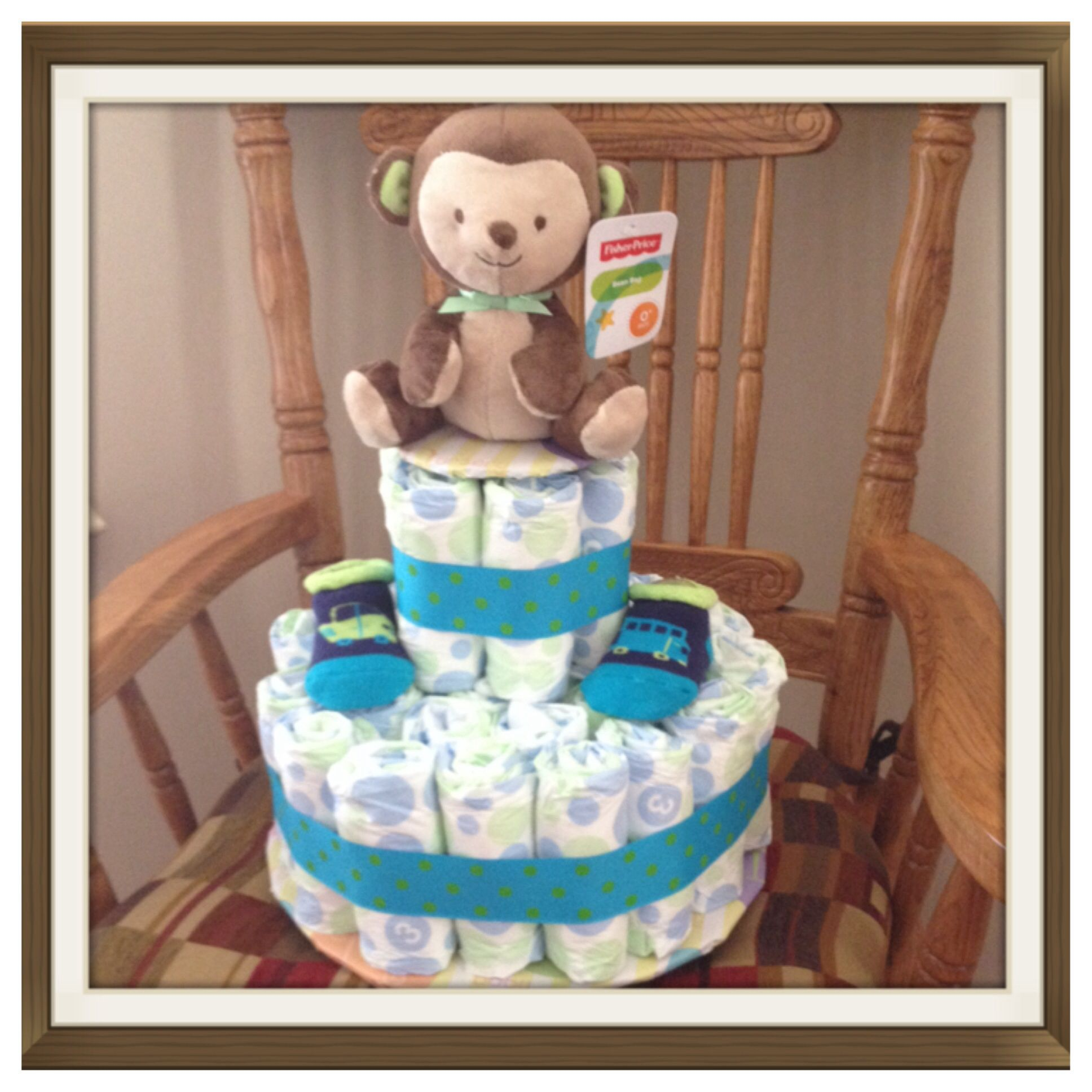 Diy diaper cake target diapers target stuffed toy hobby
