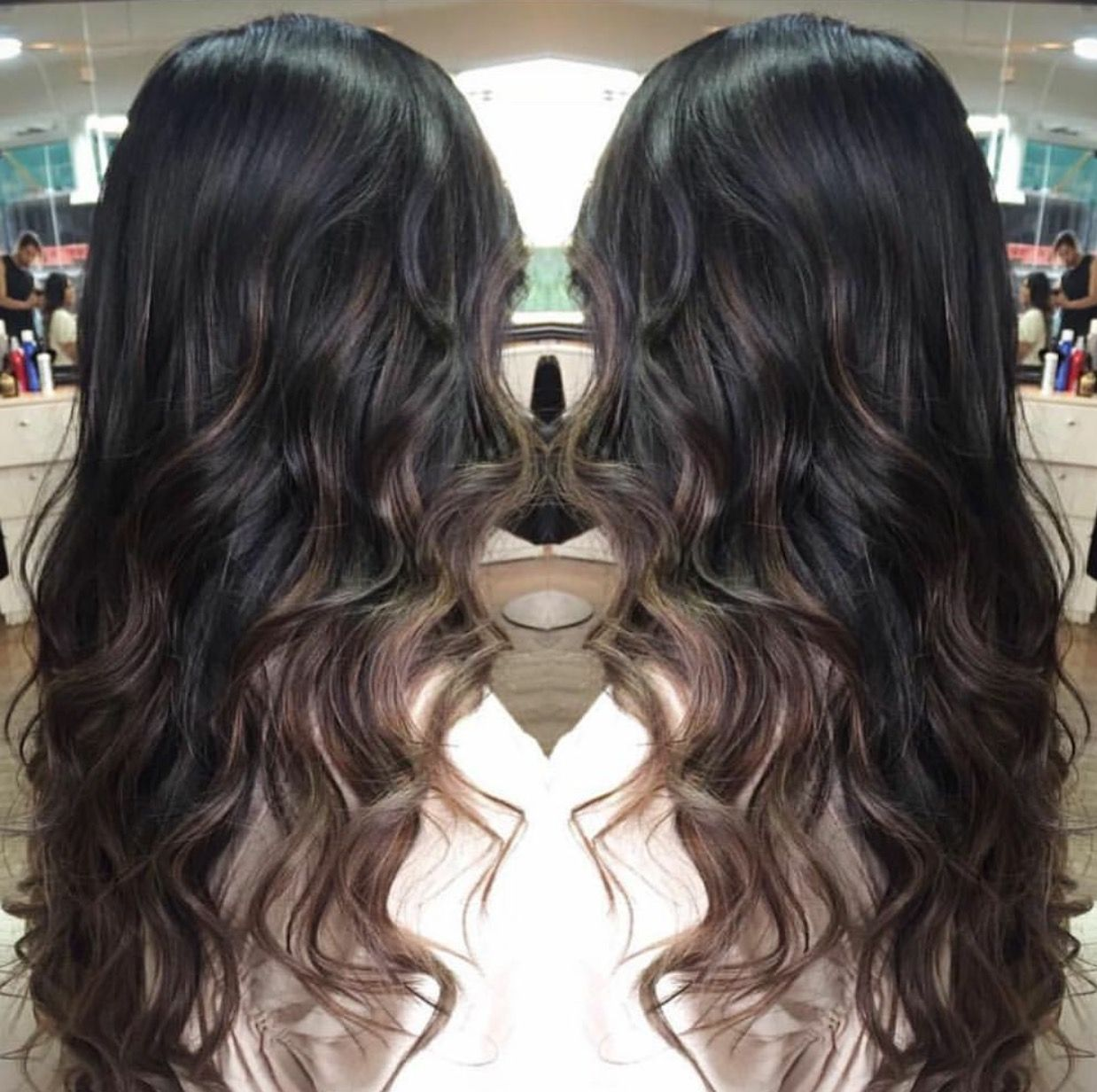 Pin by nataly on balayage pinterest balayage and hair coloring
