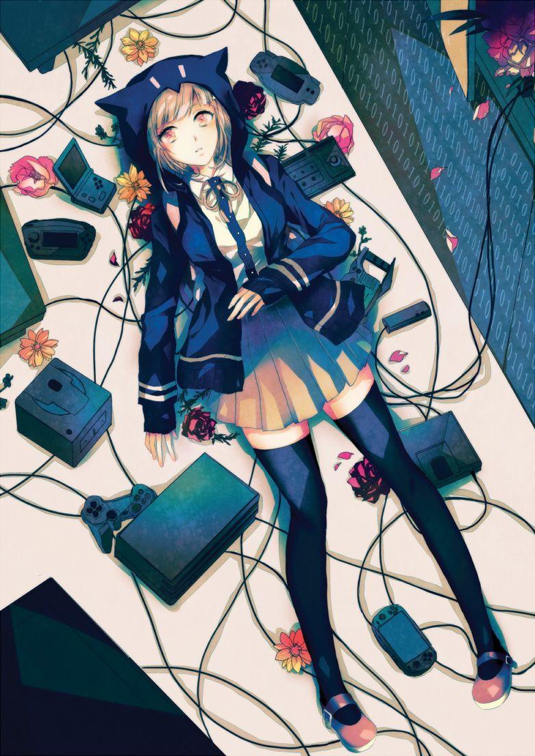 1310440 Jpg 781 1104 Anime Anime Neko Gamers Anime