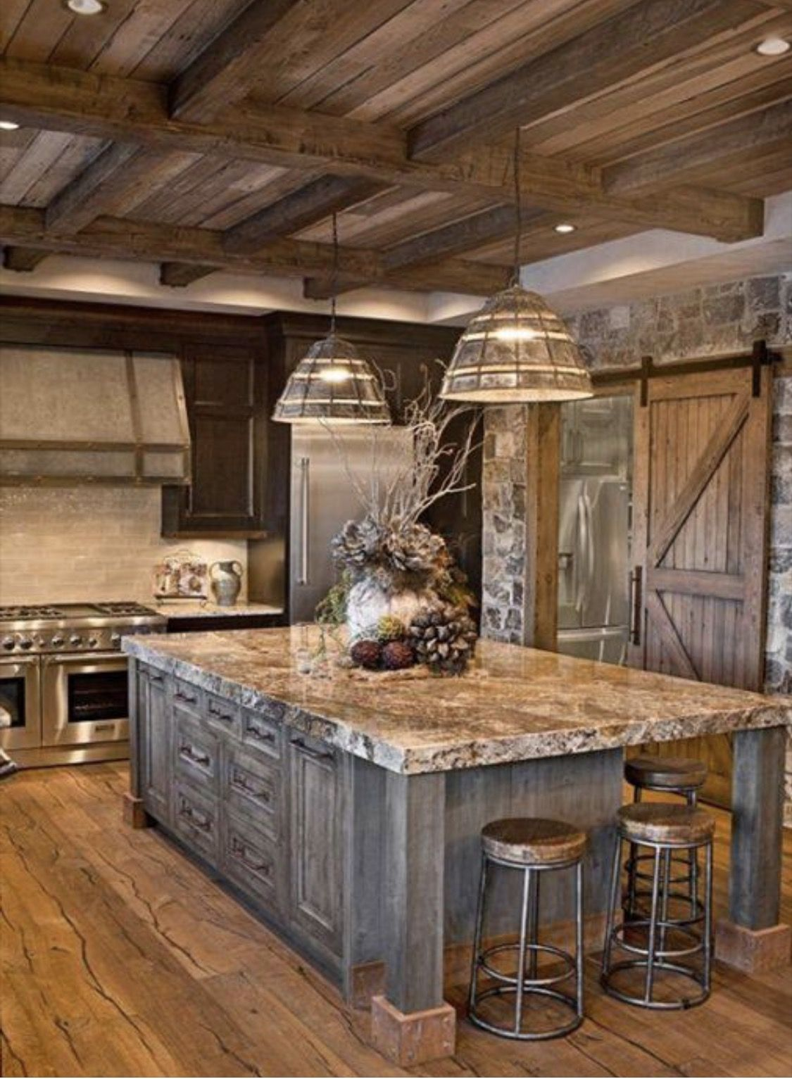 Pin di Amy Church su Kitchen | Pinterest | Interni casa, Cucine e ...
