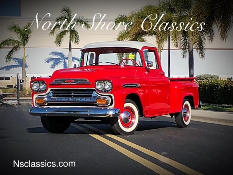 1959 Chevrolet CK 20 Series MUST GO WHOLESALE PRICE Apache