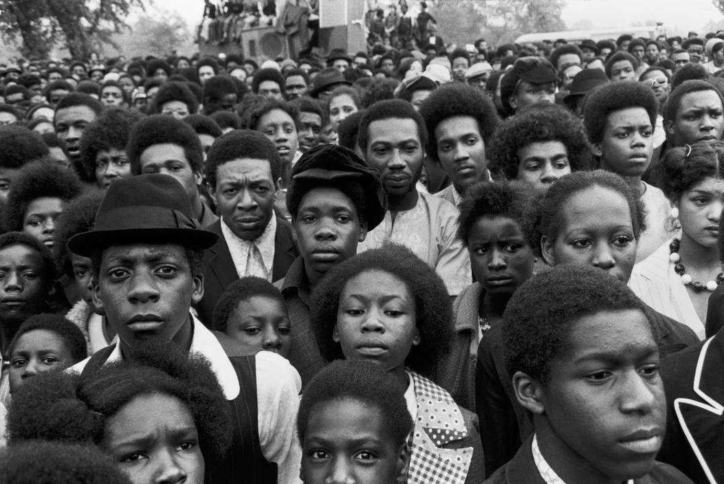 London, Brixton Reggae Festival, 1974