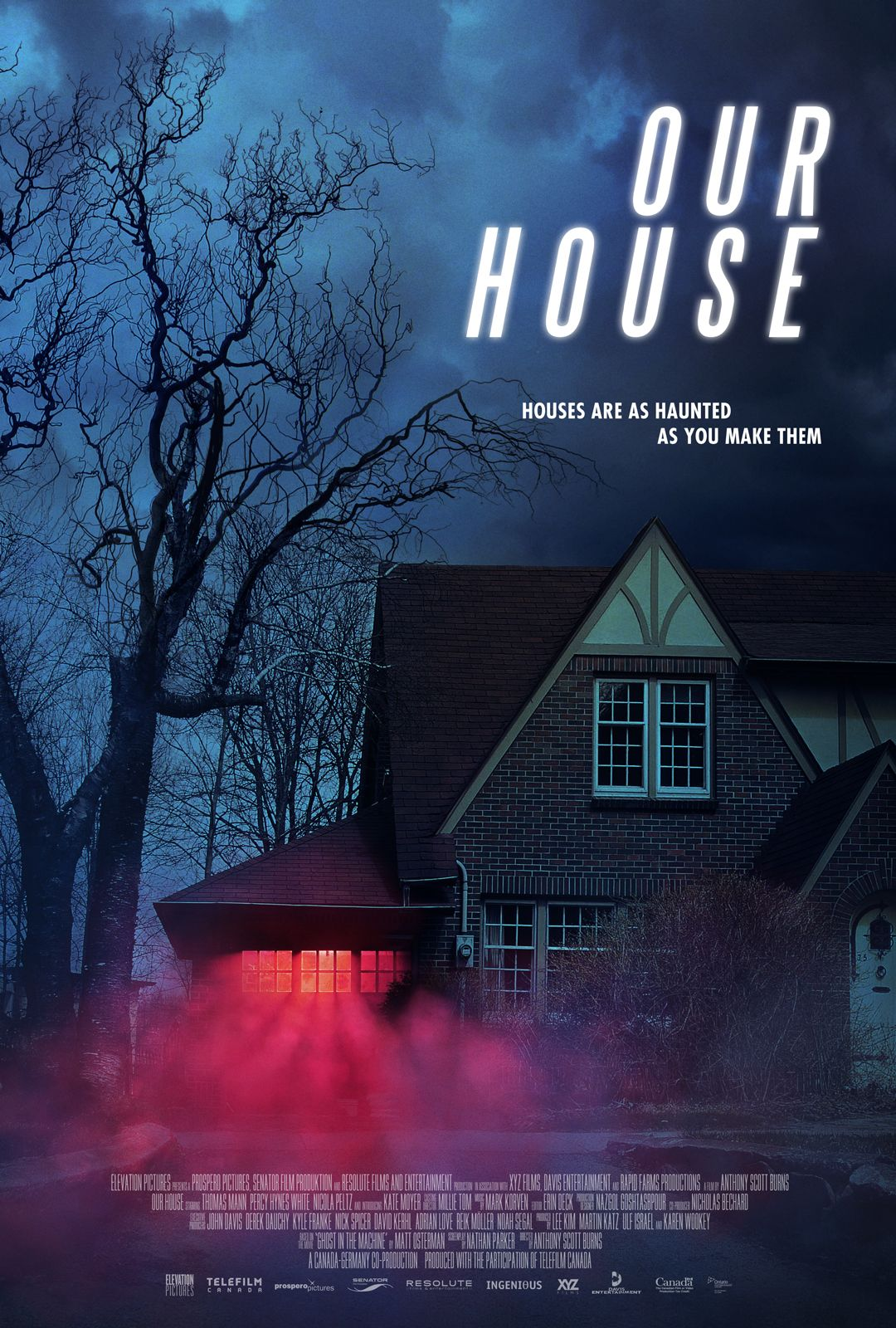 Our House movie trailer