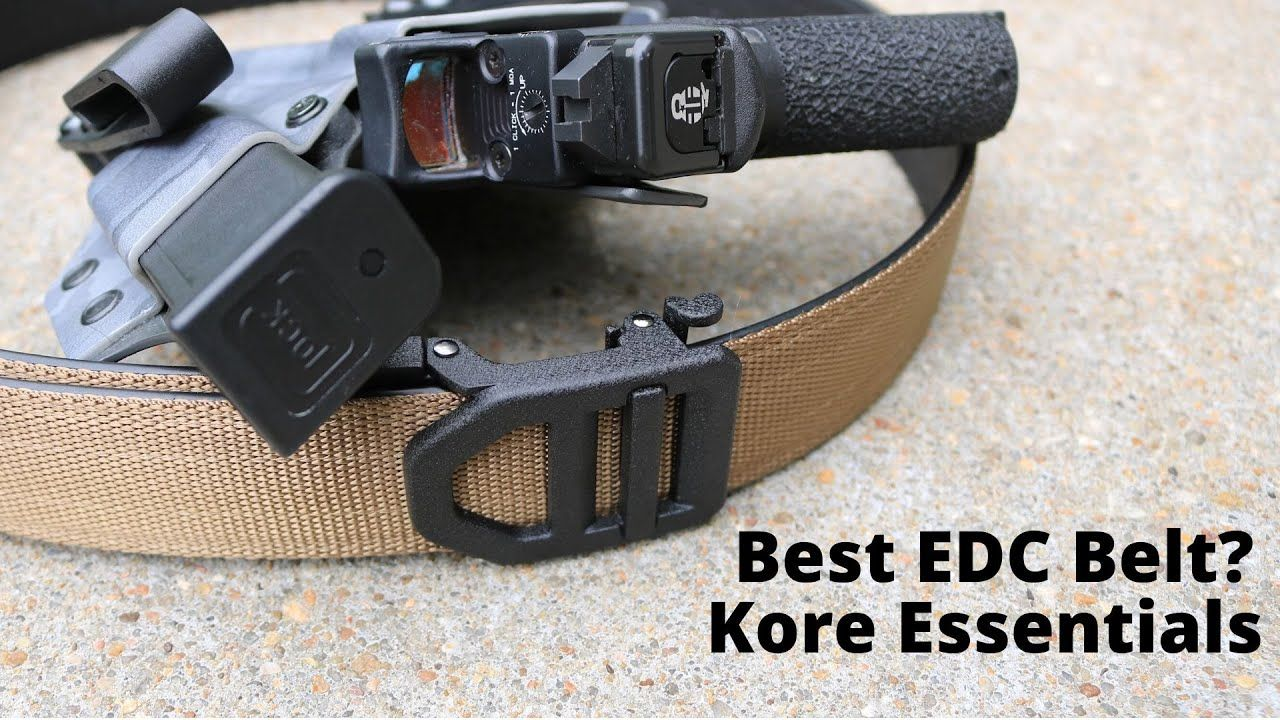Kore Gun Belts Kore essentials is a major women's belt brand that markets products and services at koreessentials.com. kore gun belts
