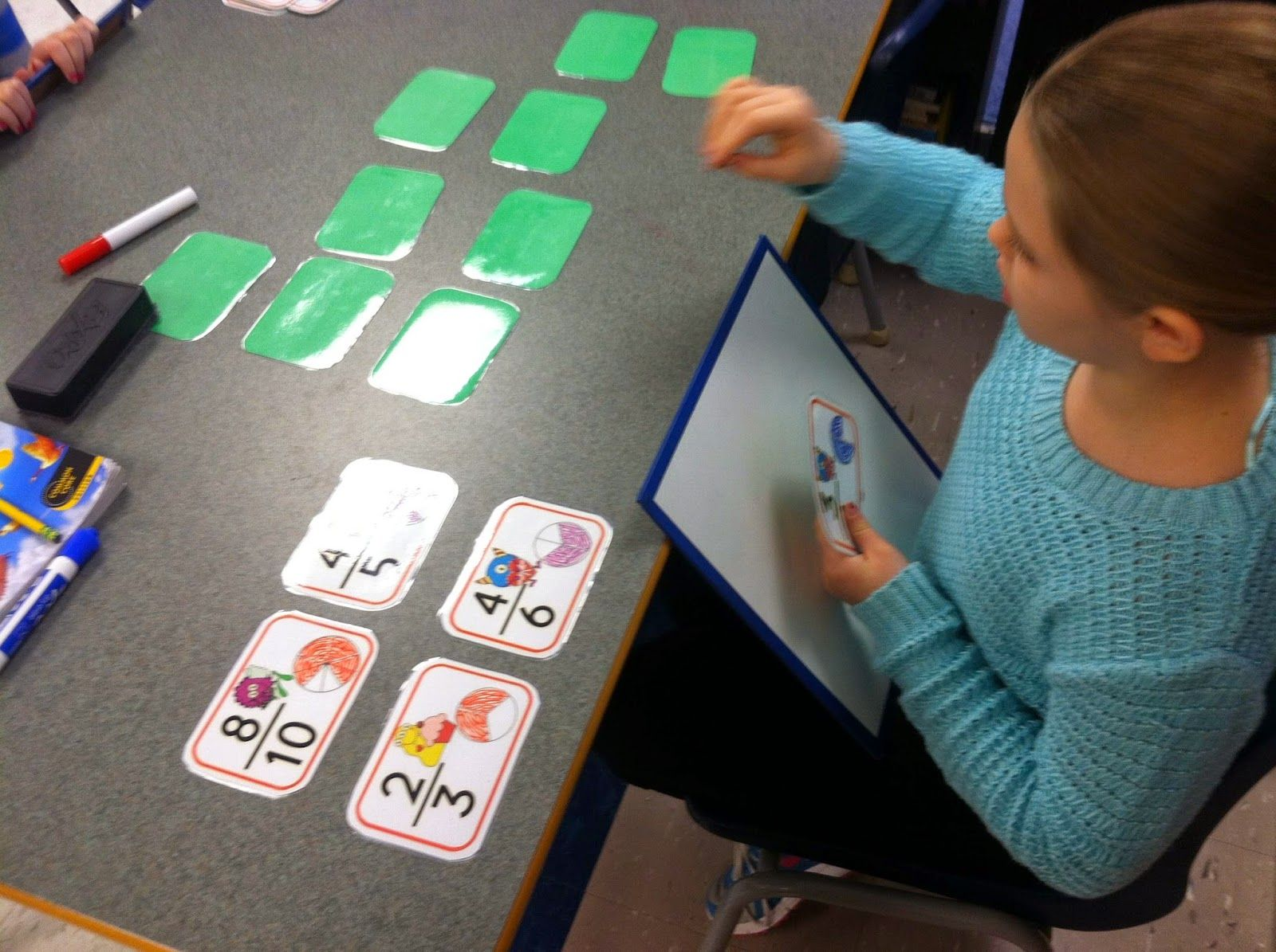 Tried It Tuesday Math Workshop Games