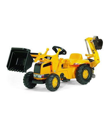 Look what I found on #zulily! Kids' Backhoe Loader # ...