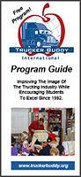 Trucker Buddy International/Pen Pal School Program - travel across U.S. with trucker, track, pen-pal....