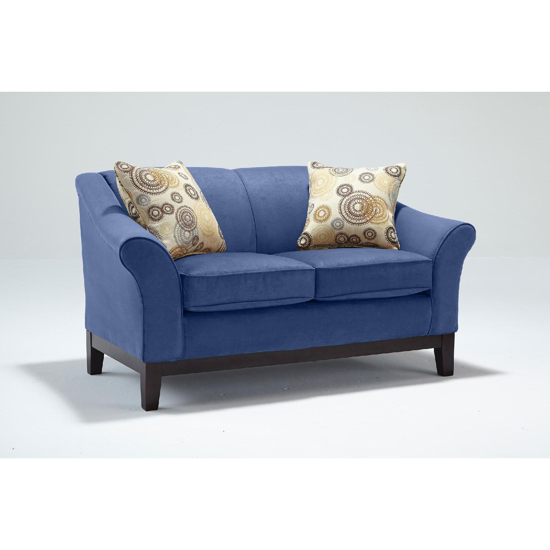 com loveseat rolled amazon dining kitchen couch melaina blackberry velvet plum tufted dp arm chesterfield