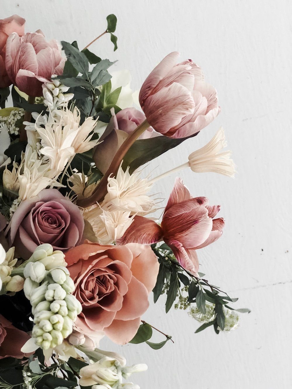 Rise Floral Flower Arrangements Flower Aesthetic Wedding Flower Guide