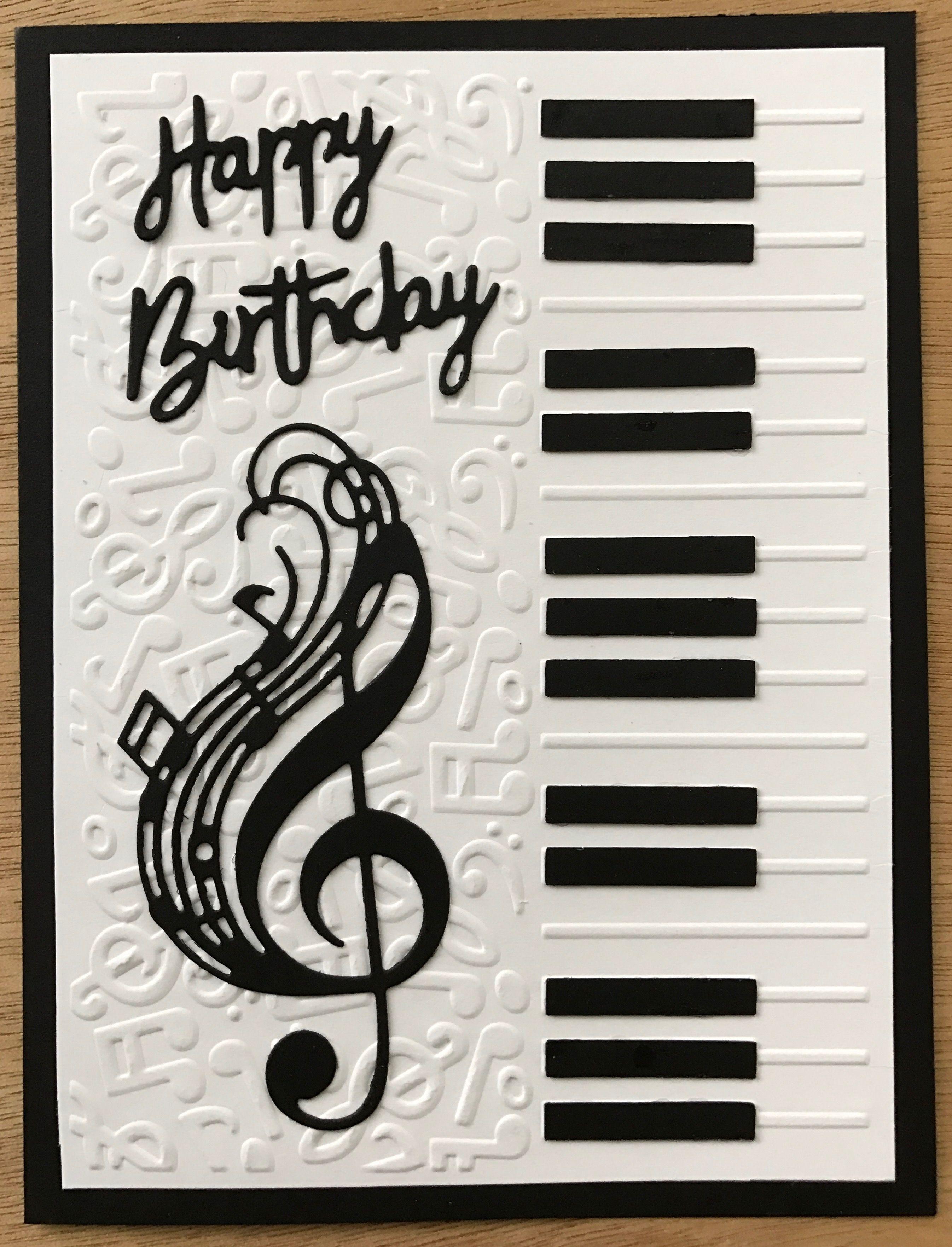 Musical Birthday Card Musical Birthday Cards Cards Birthday Cards