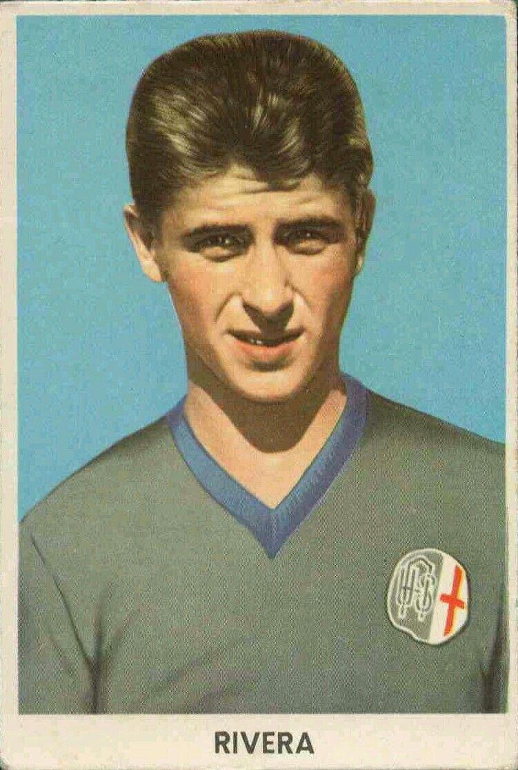 Gianni Rivera of AC Milan & Italy in 1963