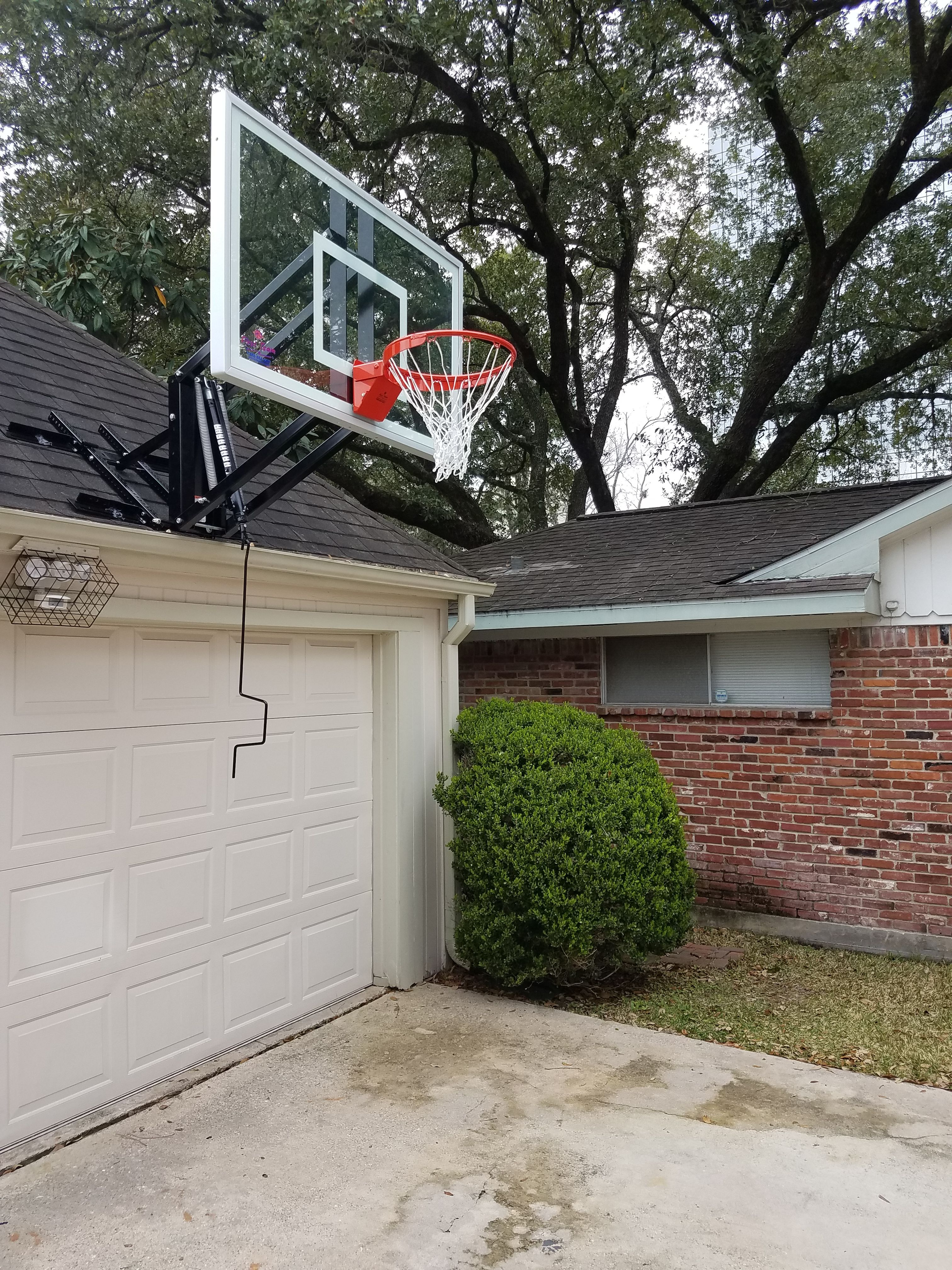 pin by dunrite playgrounds on roofmaster roof mount basketball