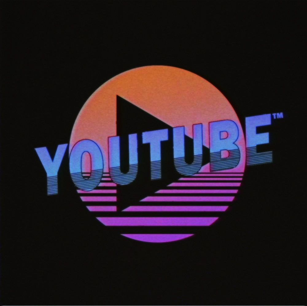 Youtube Logo Retro Design Retro Logos Internet Logo Logo Redesign